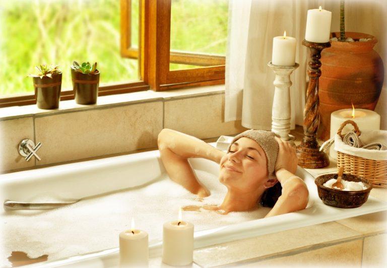 home spa concept