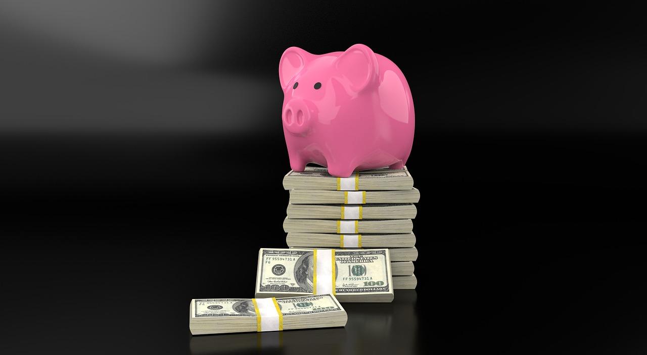 savings account concept