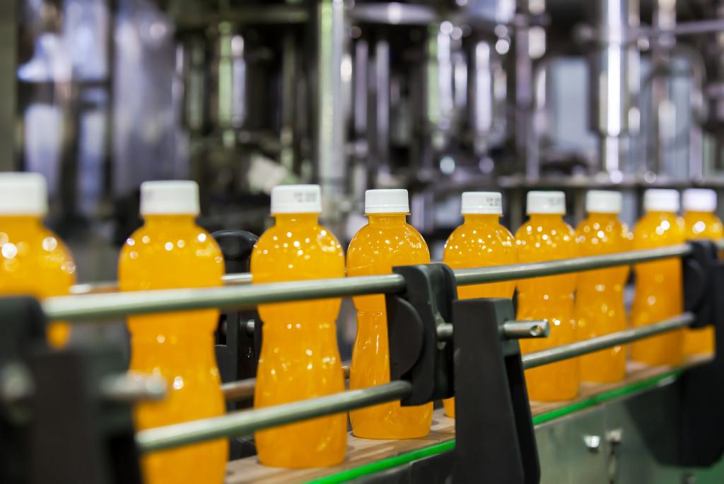 juice bottle manufacturing
