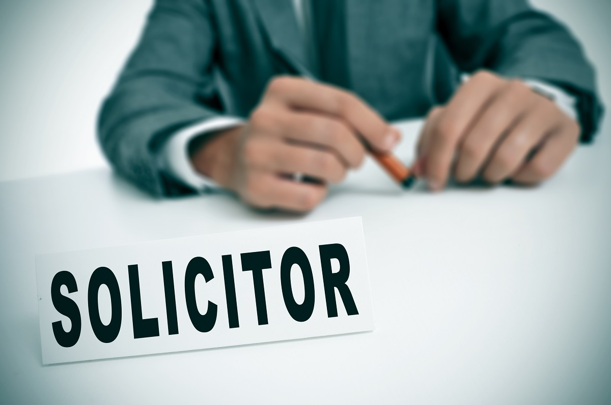 solicitor concept
