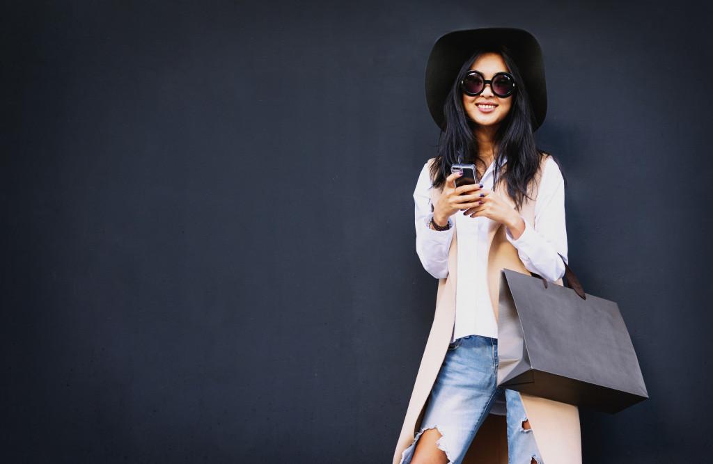 fashionable eco-friendly clothing