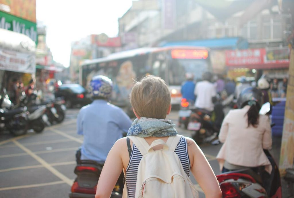 travelling without a car